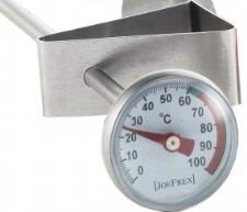 termómetro leche