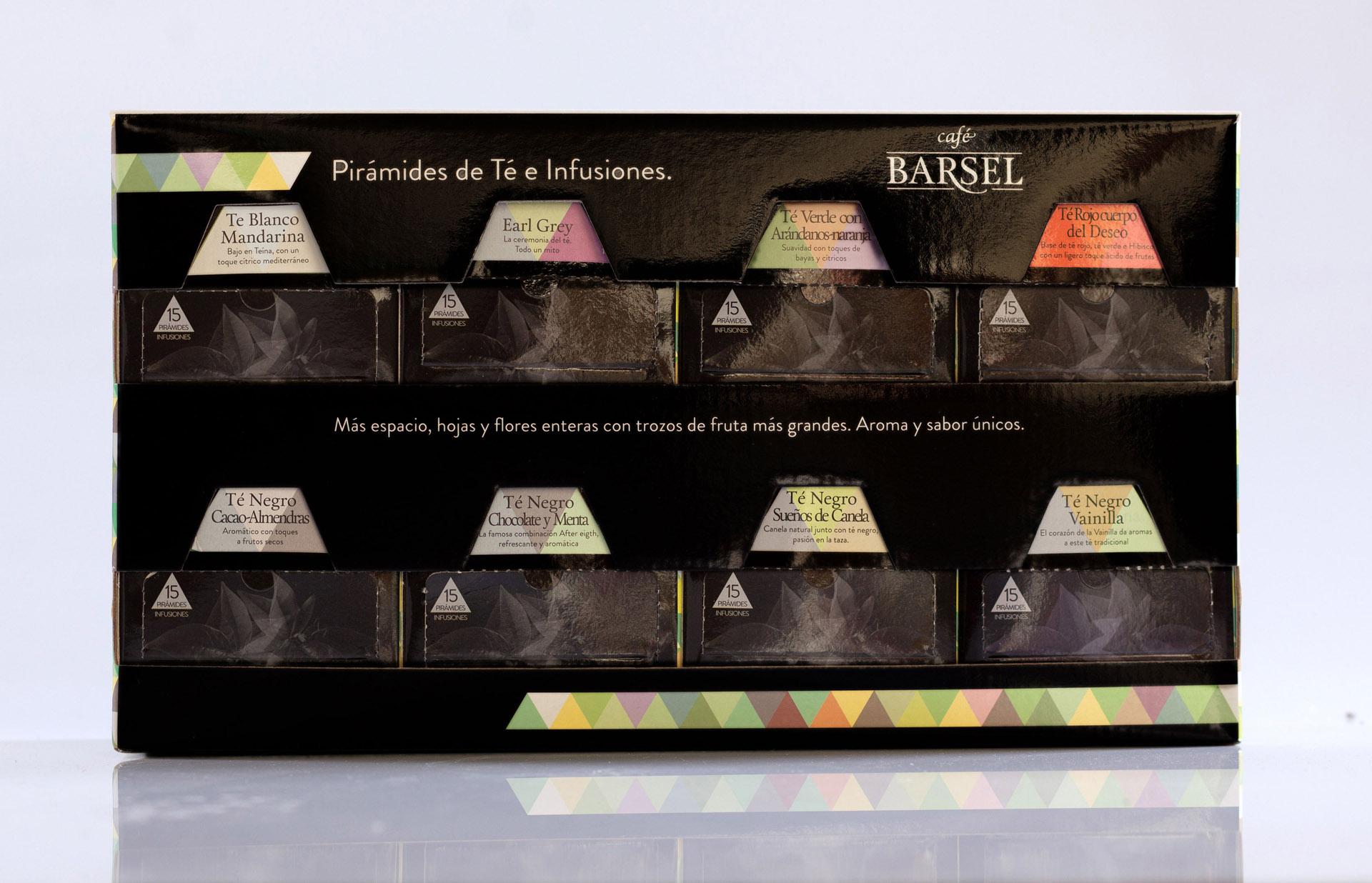infusiones pirámides